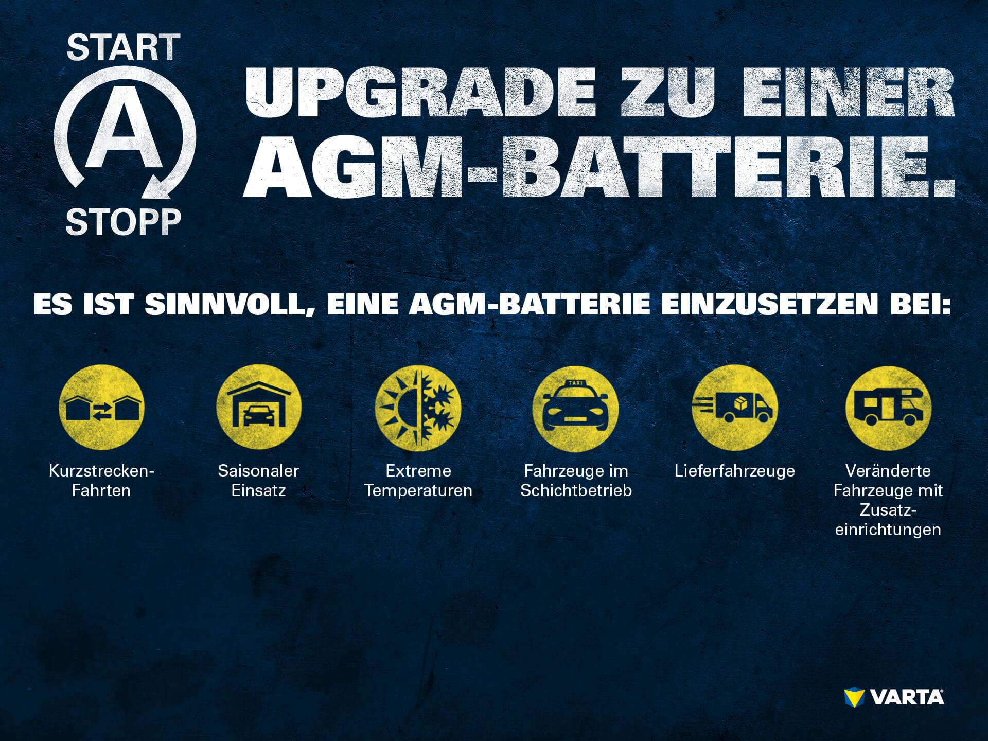 Gründe für einen Upgrade zur AGM