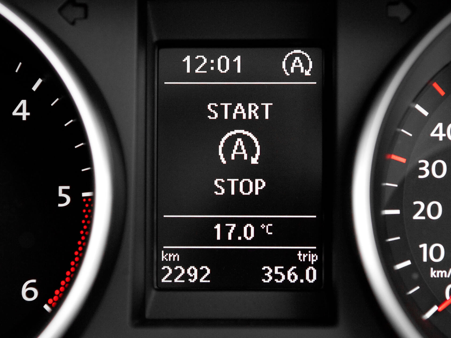 Was ist die Start-Stopp-Automatik und wie funktioniert sie?