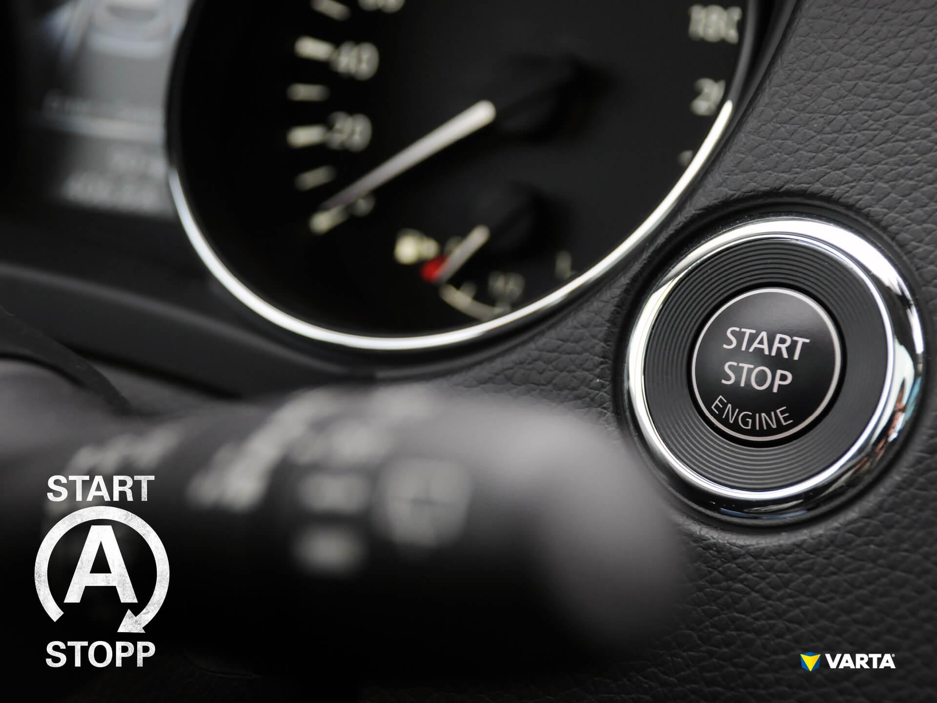 Start-Stopp Automatik, Funktion und Vorteile