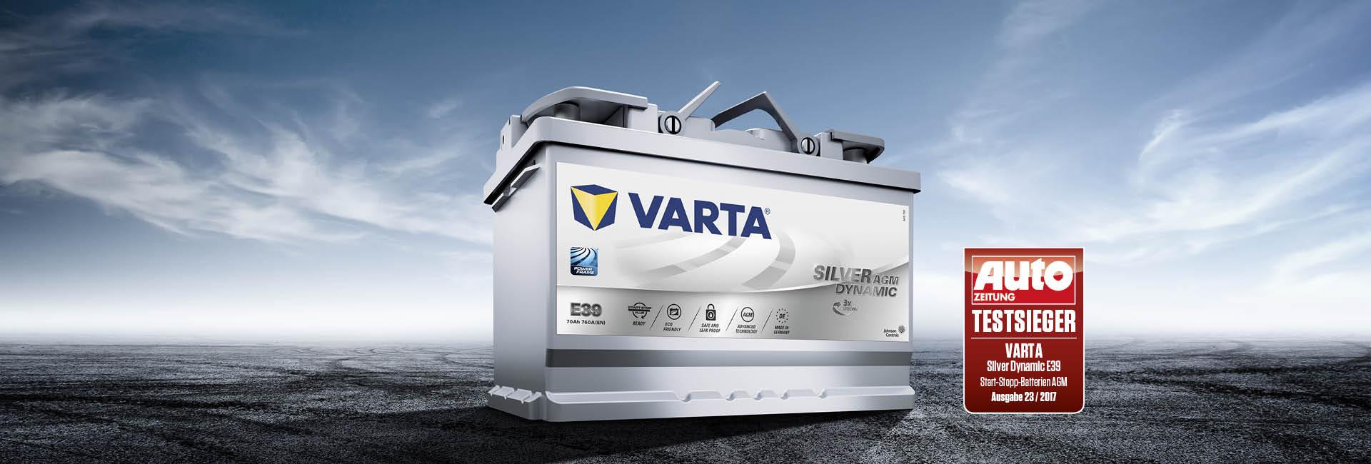 Varta Car Batteries Malaysia